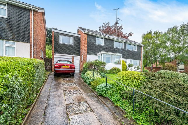 Thumbnail Detached house for sale in Parkfield Crescent, Taunton
