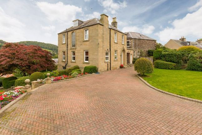Thumbnail Semi-detached house for sale in Craigellachie, Lawyers Brae, Galashiels