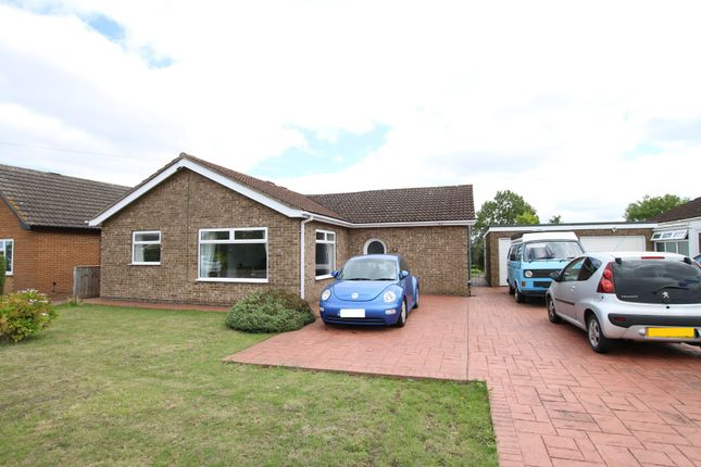 Thumbnail Detached bungalow to rent in Cavalry Drive, March