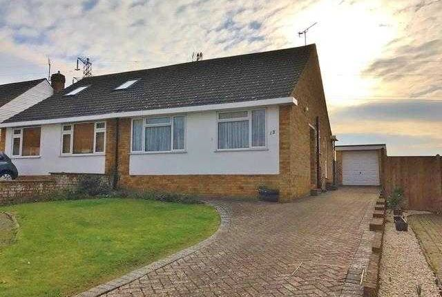Thumbnail Bungalow for sale in Cresta Close, Polegate