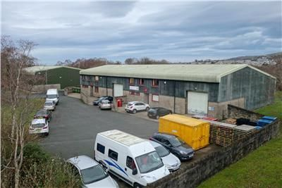 Thumbnail Industrial for sale in Multi Let Industrial Investment, Coed Y Parc Industrial Estate, Bangor, Gwynedd