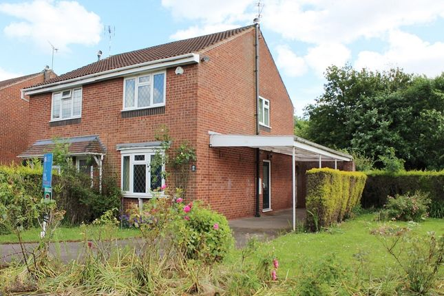 2 bed semi-detached house for sale in Ebourne Close, Kenilworth