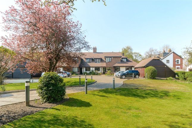 Thumbnail Flat for sale in Longbrook Court, Thorndown Lane, Windlesham, Surrey