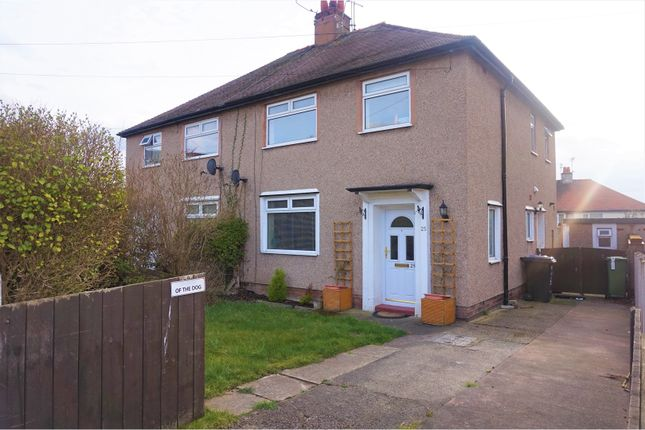 3 bed semi-detached house for sale in South Avenue, Prestatyn