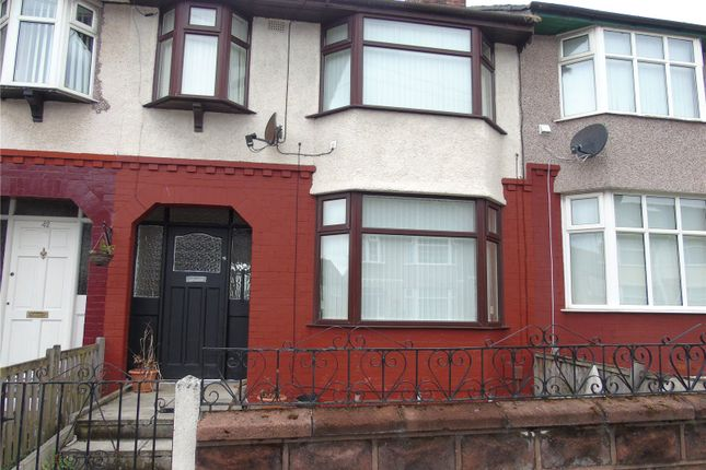 Thumbnail Shared accommodation to rent in Bradville Road, Aintree, Liverpool, Merseyside