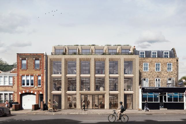Thumbnail Office to let in The Peterborough Building, 14-16 Peterborough Road, London