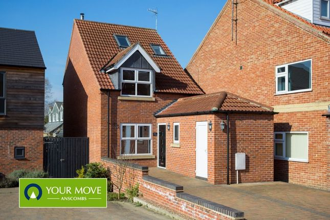 Thumbnail Detached house for sale in Bakery Yard, Millfield Lane, York
