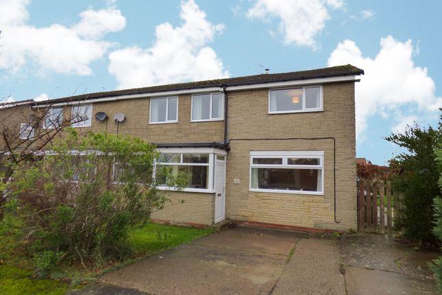 Thumbnail Semi-detached house to rent in Longframlington, Morpeth