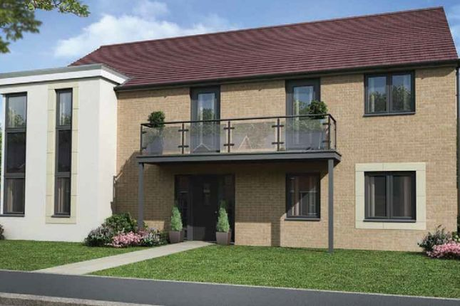 "Thumbnail Detached house for sale in ""The Raeburn"" at Elmwood Park Court, Newcastle Upon Tyne"