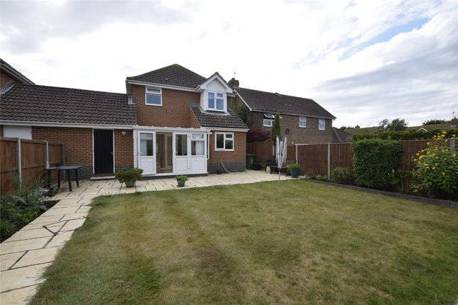 Thumbnail Link-detached house for sale in Gainsborough Road, Bexhill, East Sussex