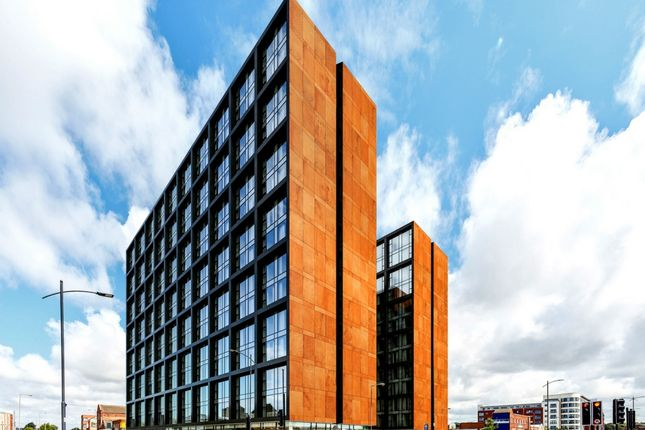 Thumbnail Flat for sale in Vauxhall Road, Liverpool City Centre