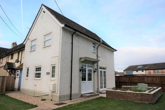 Thumbnail End terrace house for sale in Creech St. Michael, Taunton