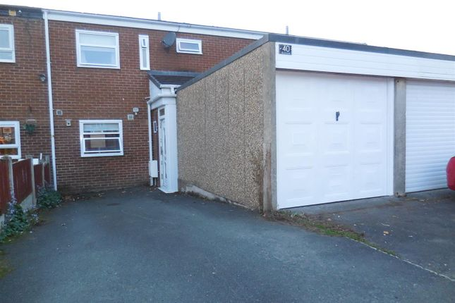 3 bed terraced house to rent in Birchmore, Brookside, Telford TF3