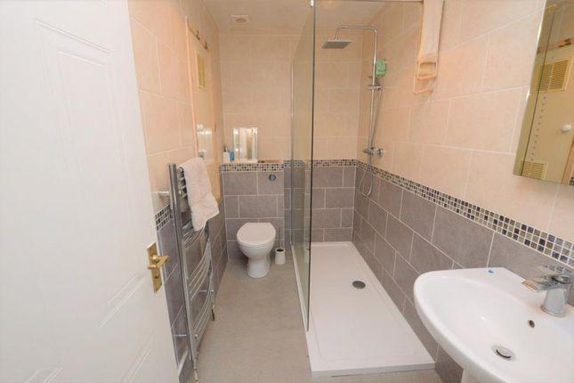 Shower Room of Shetland Close, The Willows, Torquay, Devon TQ2