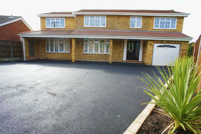 Thumbnail Detached house for sale in Rosbach Road, Canvey Island