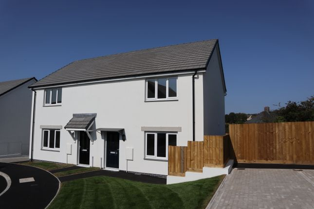 2 bedroom semi-detached house for sale in St Stephen, St Austell