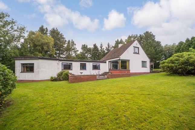 Thumbnail Detached house for sale in Auchenglen Road, Braidwood, Carluke