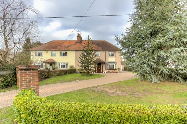Thumbnail Semi-detached house for sale in Parkside, Matching Tye, Harlow