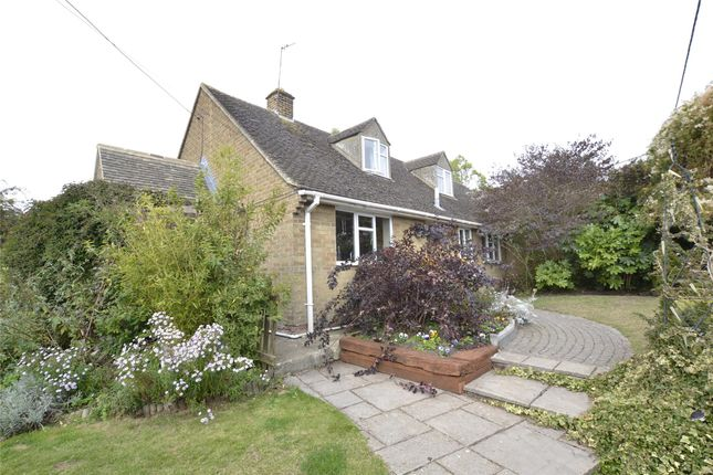Thumbnail Detached house for sale in Farm Lane, Crawley, Witney, Oxfordshire