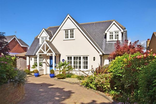 Thumbnail Detached house for sale in Lighthouse Road, St Margarets Bay, Dover, Kent