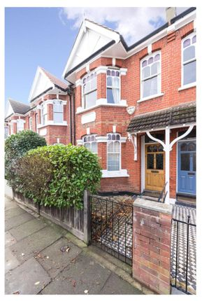 Thumbnail Terraced house for sale in Kingscote Road, Chiswick, London