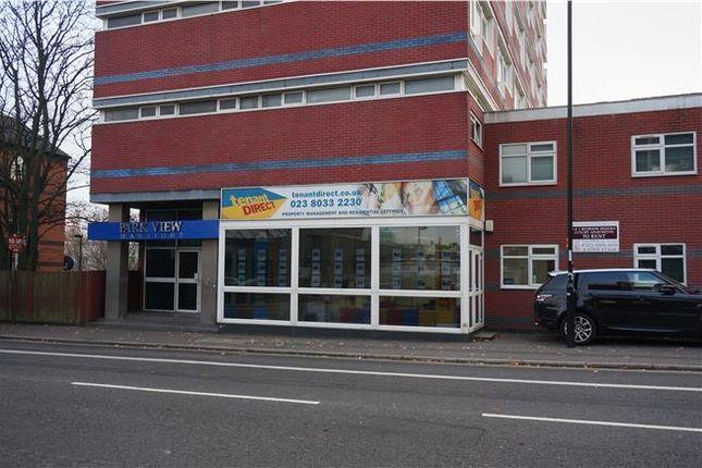 Thumbnail Retail premises to let in Park View, New Road, Southampton, Hampshire