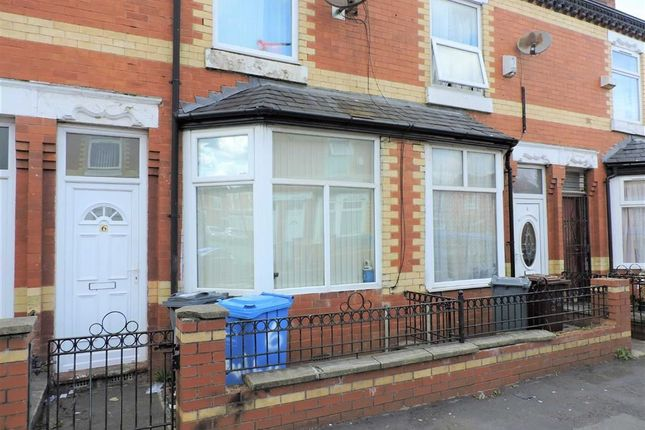 Thumbnail Terraced house for sale in Beard Road, Gorton, Manchester