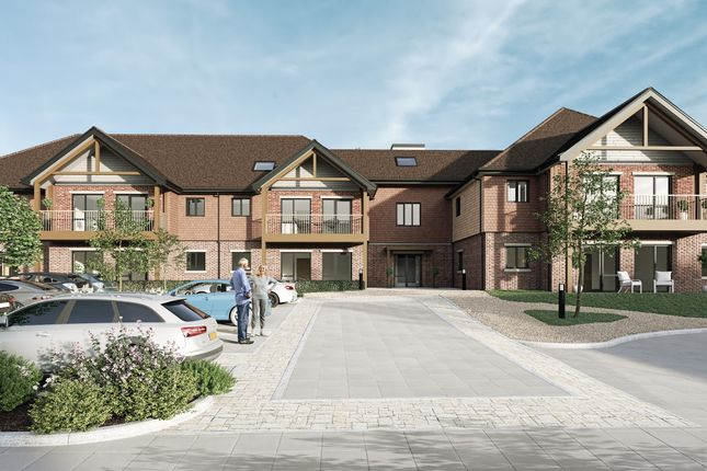 Thumbnail Flat for sale in New Build, 2 Bridle House, Gradwell Park, South Chailey