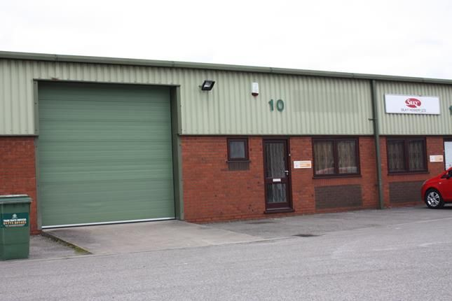 Thumbnail Light industrial to let in Langley Park Industrial Estate, North Street, Langley Mill, Nottingham