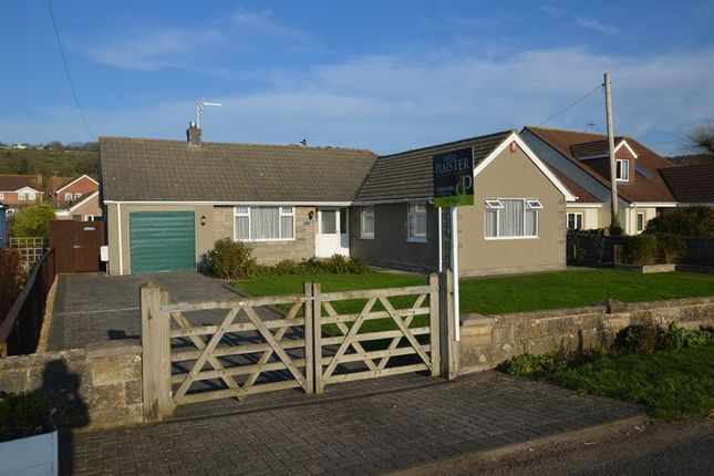 Thumbnail Bungalow for sale in Bleadon Road, Bleadon, Weston-Super-Mare