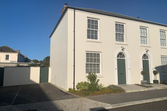 Thumbnail Semi-detached house to rent in Stret Tempel, Truro