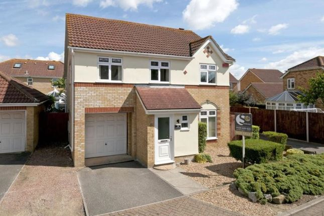 Thumbnail Detached house to rent in Chestnut Lane, Kingsnorth, Ashford