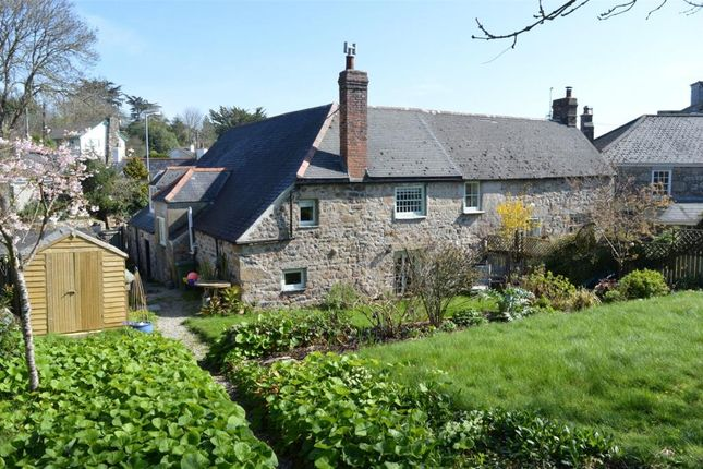 Thumbnail Semi-detached house for sale in Lelant, St. Ives, Cornwall