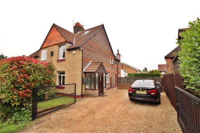 Thumbnail Semi-detached house to rent in Theobald Street, Borehamwood