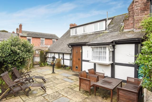 Thumbnail Cottage for sale in Dilwyn, Hereford