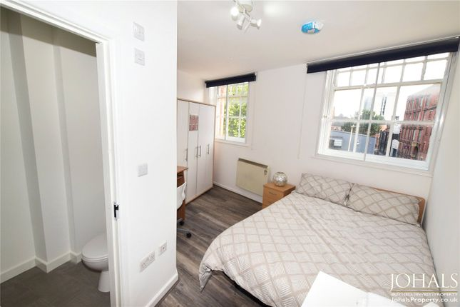 Thumbnail Flat to rent in Newarke Street, Enfield Building, Leicester, Leicestershire