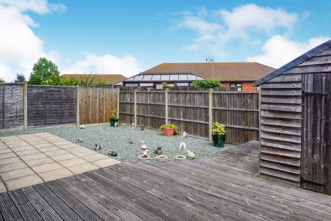 Rear Garden of The Broadway, Minster, Sheerness ME12