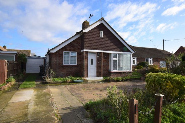 Detached bungalow for sale in Val Prinseps Road, Pevensey Bay