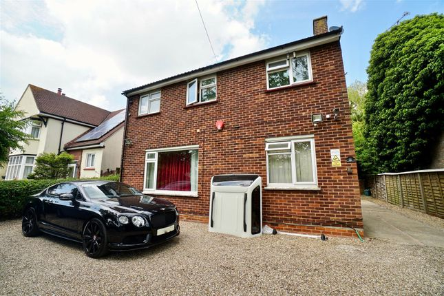 Thumbnail Detached house for sale in Cowdray Avenue, Colchester