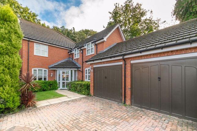 4 bed detached house for sale in Fleetwood Close, Redditch B97