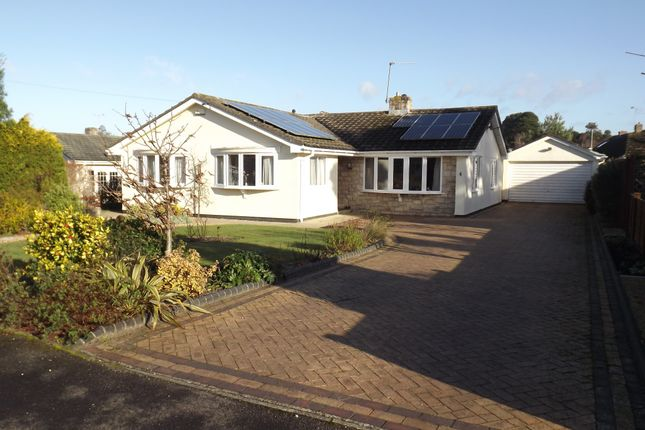 Thumbnail Bungalow for sale in Laurel Close, St. Leonards, Ringwood