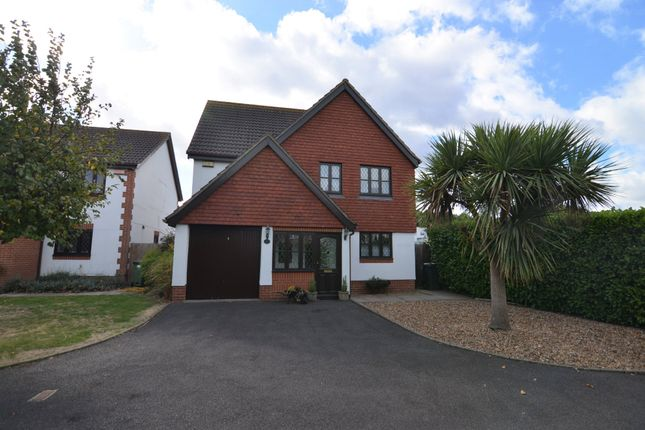 Thumbnail Detached house for sale in Hemmings Close, Sidcup
