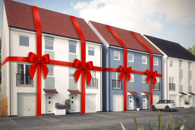 Thumbnail Semi-detached house for sale in Poets Corner, Manadon, Plymouth