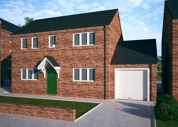 Thumbnail Detached house for sale in Birch Lane, Pelsall, Walsall