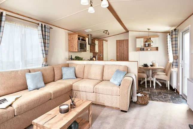 Mobile/park home for sale in 2017 Abi Elan, Ladram Bay, Budleigh Salterton