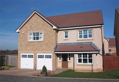 Thumbnail Detached house to rent in James Young Road, Bathgate, Bathgate