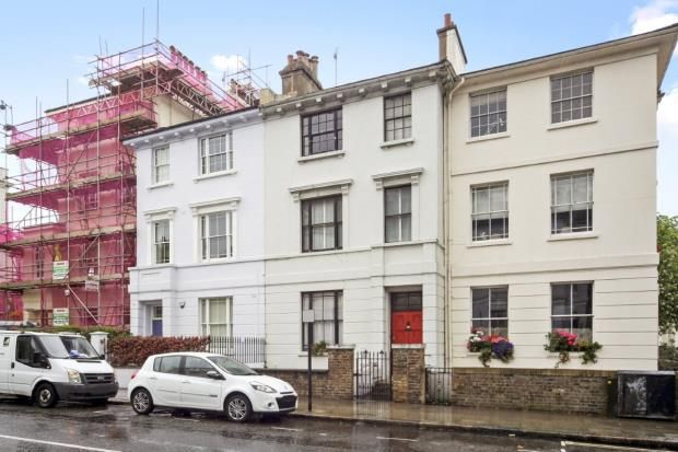 Thumbnail Terraced house for sale in Regents Park Road, Primrose Hill, London