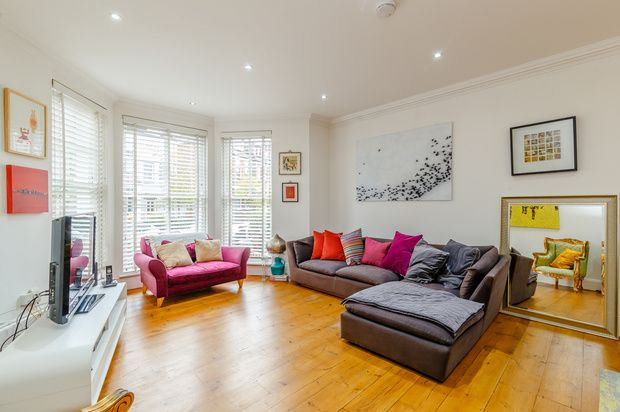 Thumbnail Flat for sale in Hornsey Rise Gardens, Crouch End