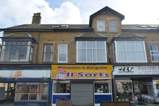 Thumbnail Flat to rent in Waterloo Road, Blackpool
