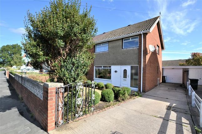 Thumbnail Semi-detached house to rent in Hareclive Road, Bishopsworth, Bristol